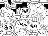 Five Nights at Freddy S Printable Coloring Pages Bonnie Five Nights at Freddy Coloring Pages Coloring Pages