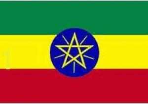 Flag Of Ethiopia Coloring Page Flag Of Ethiopia