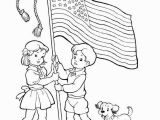 Flag Of Hawaii Coloring Page Inspirational American Flag Coloring Page