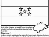 Flag Of Honduras Coloring Page Flag Honduras Coloring Page 28 Flag Honduras Coloring Page Kids
