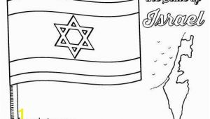Flag Of israel Coloring Page Flag Coloring Pages Brazilian Flag Coloring Page Elegant Fein Flagge
