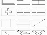 Flags Of the World Coloring Pages Free Printable Coloring Pages Of Flags Around the World World