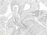 Flamingo Coloring Pages Pdf Coloring Pages for Adults Flamingo Bird Adult Coloring Pages Animal Coloring Pages Digital Pdf Coloring Page Instant Print