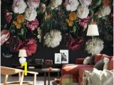 Floral Wall Murals Canada 41 Best 3d Wall Paper Images