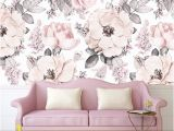 Floral Wall Murals Canada Nursery Wall Decals and Removable Wallpaper Peel and Stick