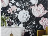 Floral Wall Murals Uk Pin by ashley Carlyle Amaral On La Maison