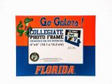 Florida Gators Coloring Pages Collegiate Pulse Florida Gators Ncaa Pvc Frame