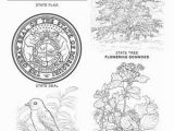 Florida State Bird Coloring Page Missouri State Symbols Coloring Page From Missouri Category Select