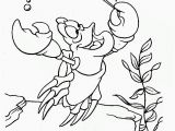 Flounder and Sebastian Coloring Pages 25 Little Mermaid Flounder Coloring Pages