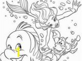 Flounder and Sebastian Coloring Pages 61 Best Disney Colouring Pages Images
