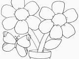 Flower Coloring Pages Adults Free Flower Coloring Pages for Adults Inspirational Cool Vases