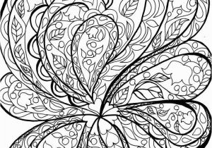 Flower Coloring Pages Adults Simple Fall Flowers Coloring Pages for Kids for Adults In Cool Vases