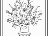 Flower Coloring Pages for Adults to Print 102 Flower Coloring Pages Customize and Print Pdf