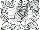 Flower Coloring Pages for Adults to Print Detailed Flower Coloring Pages Adult Flowers Color Colouring