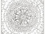 Flower Coloring Pages for Adults to Print Free Printable Flower Coloring Pages for Adults Inspirational Cool