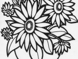 Flower Coloring Pages Free Printable Free Printable Flower Coloring Pages for Adults Veles Me Inside