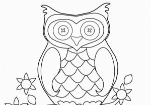 Flower Coloring Pages Hard Owl Coloring Page Clipart Free Stock Public Domain