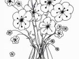 Flower Coloring Pages Pdf 28 Flower Coloring Pages
