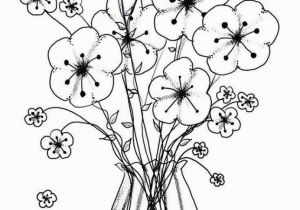 Flower Coloring Pages Pdf 28 Flower Coloring Pages