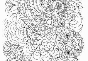Flower Coloring Pages Pdf Flowers Abstract Coloring Pages Colouring Adult Detailed Advanced