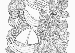 Flower Coloring Pages Pdf Stained Glass Flower Coloring Pages Unique Mandala Coloring Pages