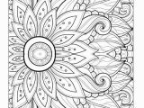 Flower Coloring Pages Pdf to Print This Free Coloring Page Coloring Adult Flower with Many