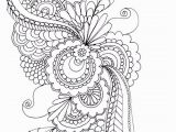 Flower Coloring Pages Printable for Adults Flower Coloring Pages for Adults Coloring Home