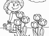 Flower Coloring Pages Printable for Adults Free Printable Flower Coloring Pages for Kids