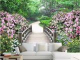 Flower Garden Wall Murals Wallpaper Other Nature Wallpapers for Free About