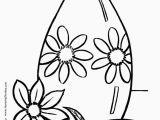 Flower Images Coloring Pages Flower Coloring Pages Vases Flower Vase Coloring Page Pages Flowers