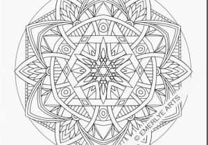 Flower Mandala Coloring Pages Printable Fresh Free Mandala Coloring Pages Flower Coloring Pages