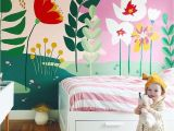Flower Murals Ideas 20 Easy Playroom Mural Design Ideas for Kids Diy
