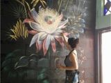 Flower Murals Ideas 73 Beautiful Wall Painting Ideas Lovely Interior Designs