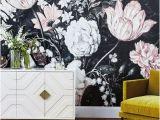 Flower Murals Ideas Go Deco Decorating Ideas