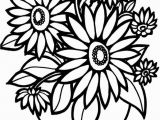 Flowers Coloring Pages Print Colouring Pages Bouquet Flowers Printable Free for Kids Girls