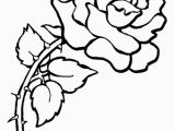 Flowers Coloring Pages Print Free Printable Flower Coloring Pages for Kids Best Coloring Pages