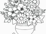 Flowers Coloring Pages Print Fresh Free Flower Coloring Pages Printable Gallery