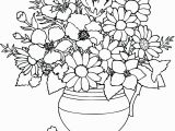 Flowers Coloring Pages Printable Free Flower Coloring Pages Printable 15 C 20 Beautifull Sheets