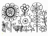 Flowers Coloring Pages Printable Free Printable Flower Coloring Pages for Kids Best Coloring Pages