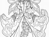 Flying Fairy Coloring Pages Pin by Wallflower Market On Coloring for Grown Ups