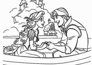 Flynn Rider and Rapunzel Coloring Pages 14 Best Printable Tangled Coloring Pages