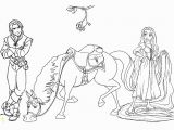 Flynn Rider and Rapunzel Coloring Pages Part 120 You Can Print Images that Can Be Default for Coloring with