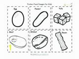 Food Groups Coloring Pages for Preschoolers 13 Healthy Food Coloring Page