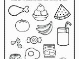Food Pyramid Coloring Page Color Pages Kawaiiod Fruit and Veggie Coloring Pages