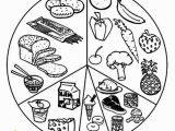 Food Pyramid Coloring Page Healthy Eating List Of Eating Healthy Food Coloring Pages