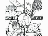 Food Pyramid Coloring Page Healthy Food Coloring Pages at Getdrawings
