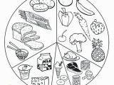 Food Pyramid Coloring Page the Best Free Healthy Coloring Page Images Download From