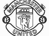 Football Colouring Pages Printable Uk Print Manchester United Logo soccer Coloring Pages or