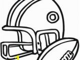 Football Helmet Coloring Page 8 Best Home Ing Images