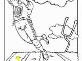Football Player Coloring Pages 66 Best Football Coloring Pages Images On Pinterest